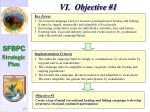vi objective 1