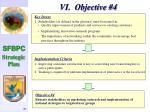 vi objective 4