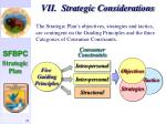vii strategic considerations25
