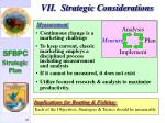 vii strategic considerations27