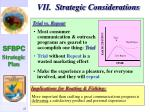vii strategic considerations28