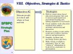 viii objectives strategies tactics37