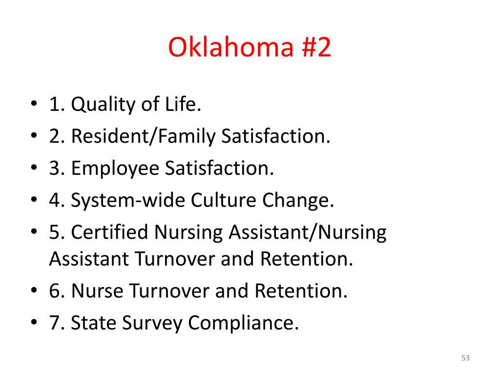 Oklahoma #2