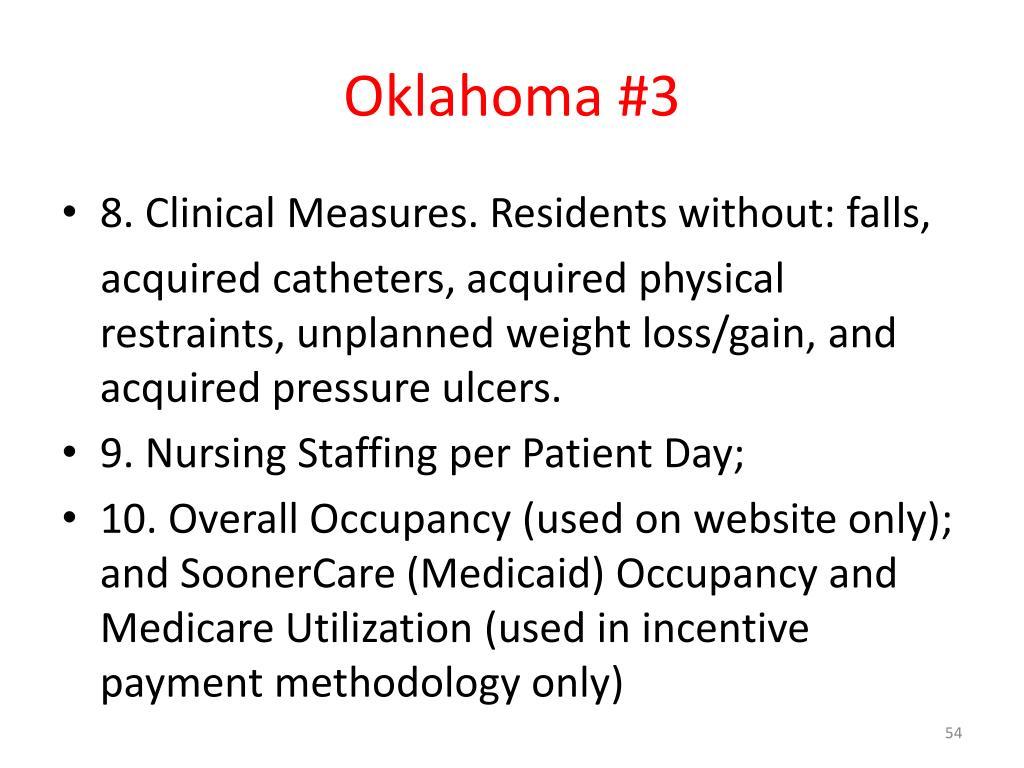 Oklahoma #3