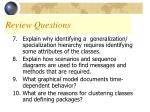 review questions33