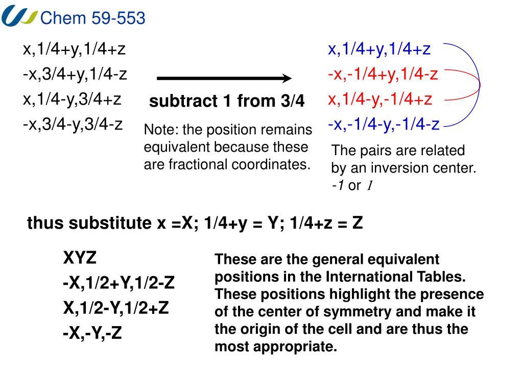 x,1/4+y,1/4+z