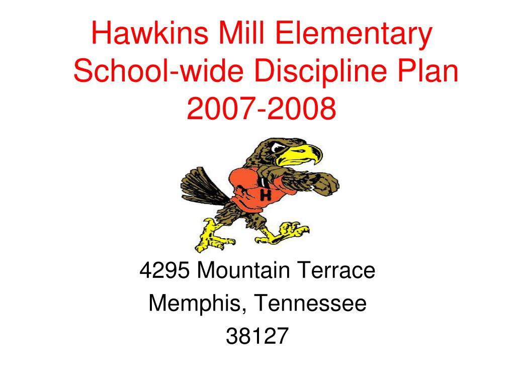Hawkins Mill Elementary