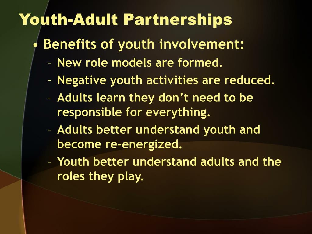 Youth-Adult Partnerships