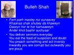 bulleh shah51