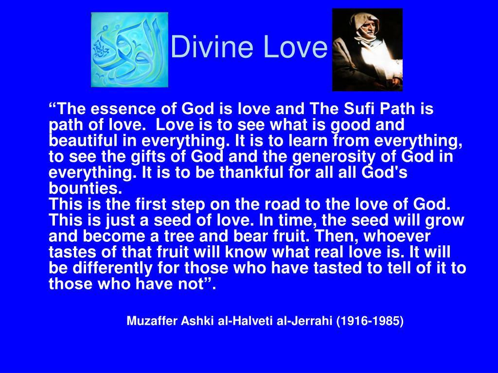 divine love l.