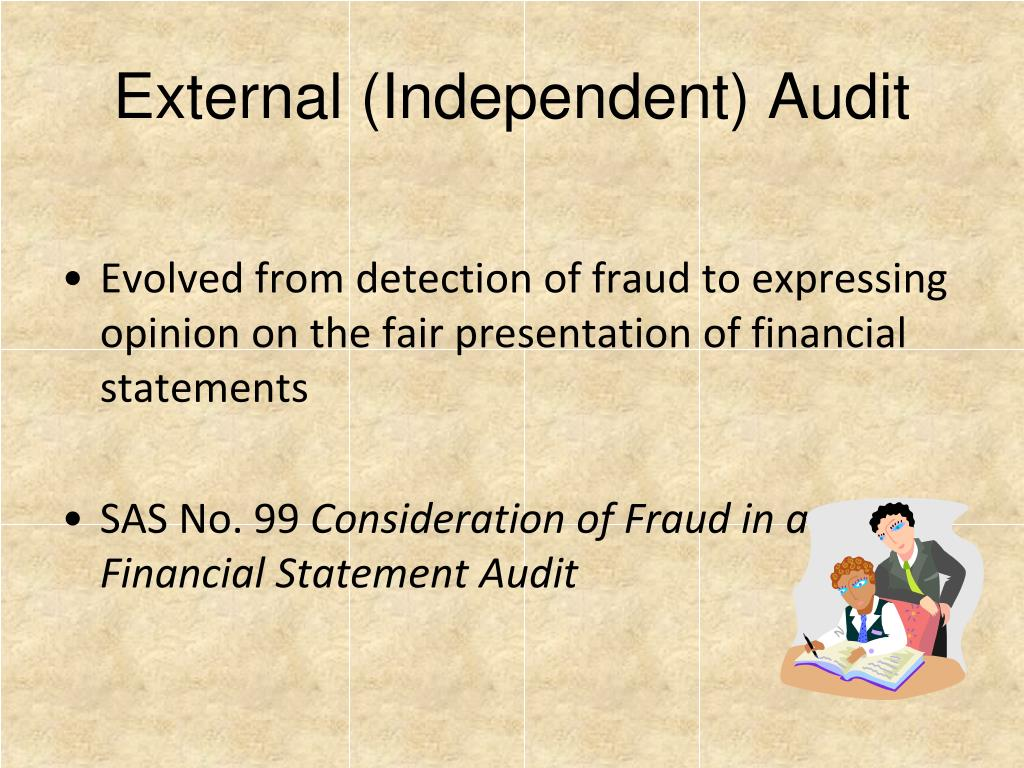 External (Independent) Audit