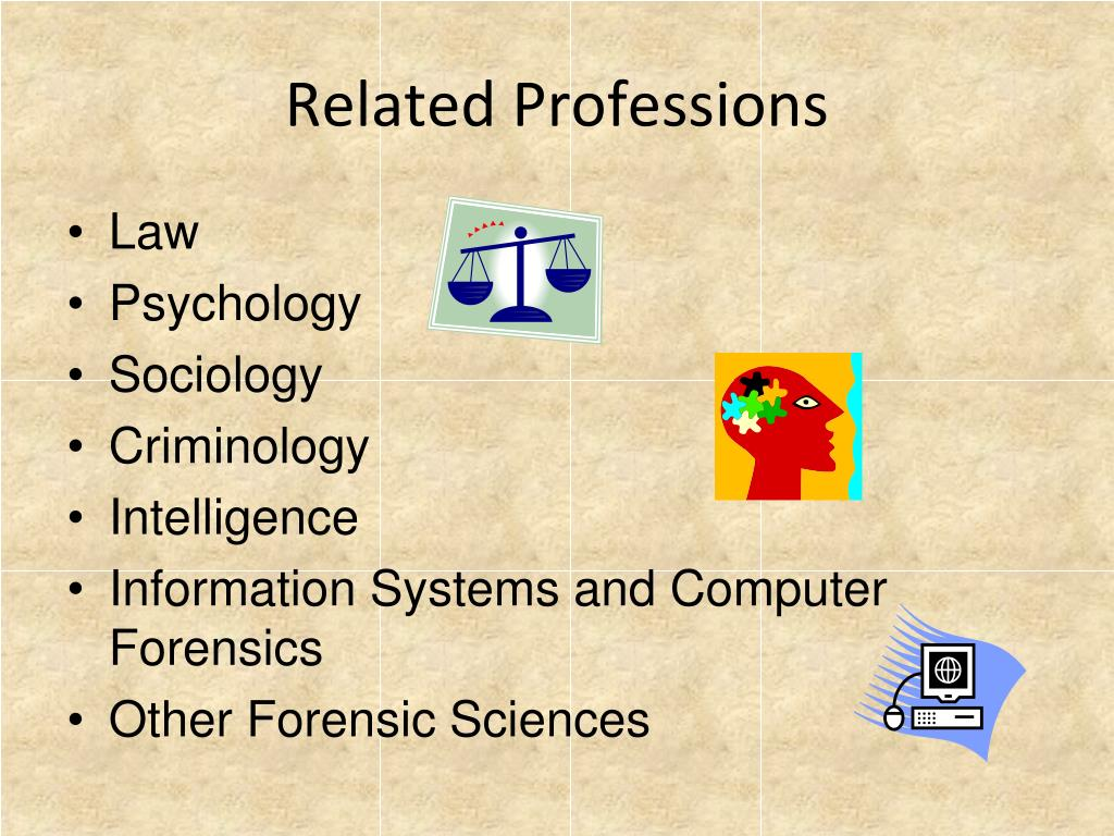 Related Professions