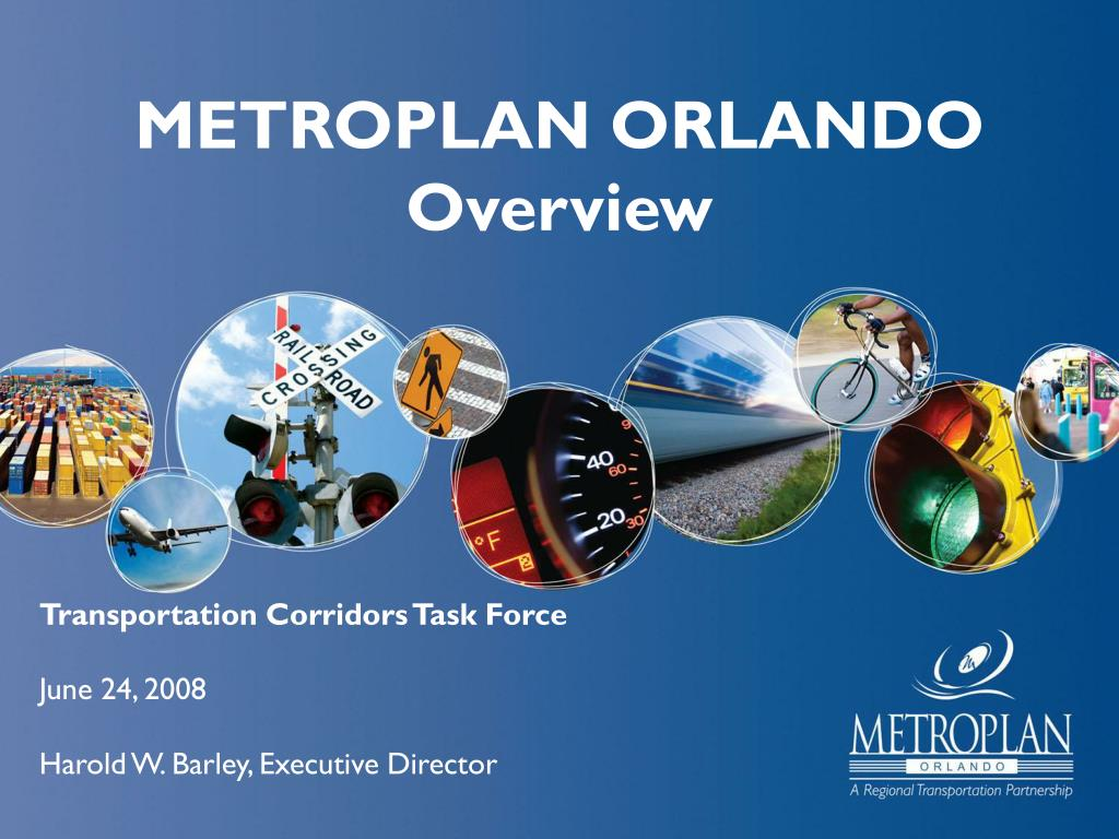 metroplan orlando overview