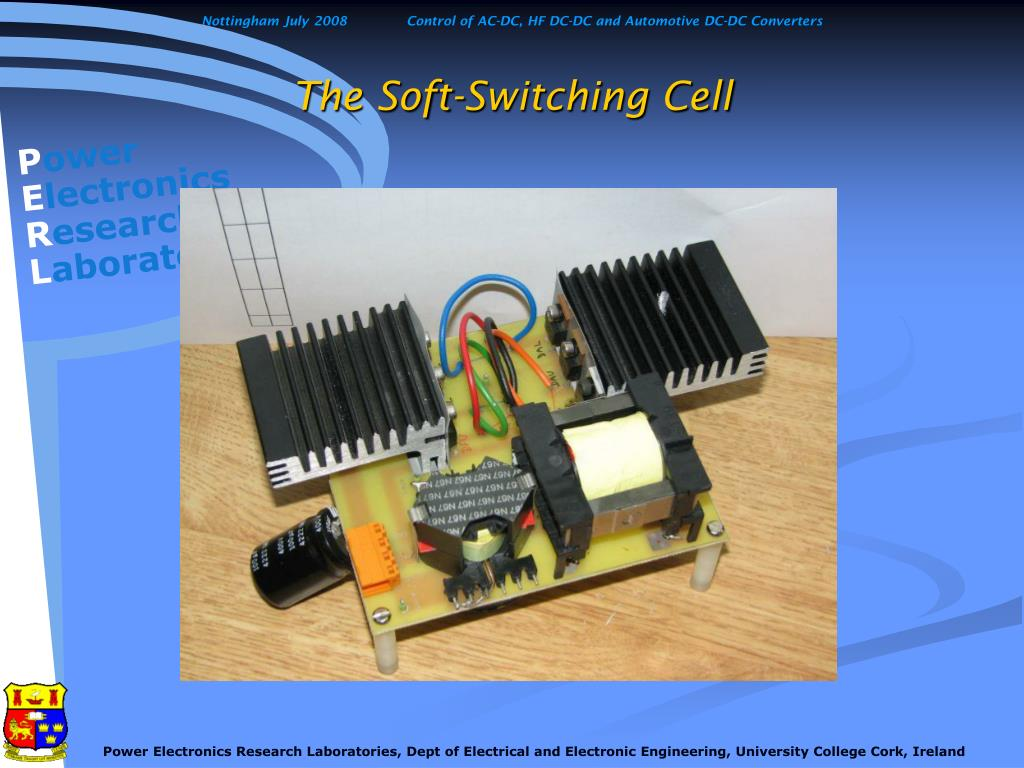 The Soft-Switching Cell