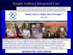 haight ashbury integrated care