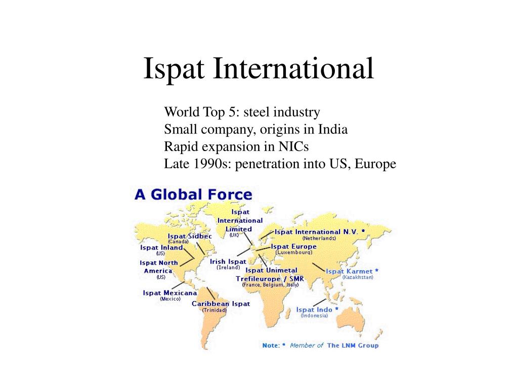 Ispat International