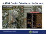 3 atsa conflict detection on the surface