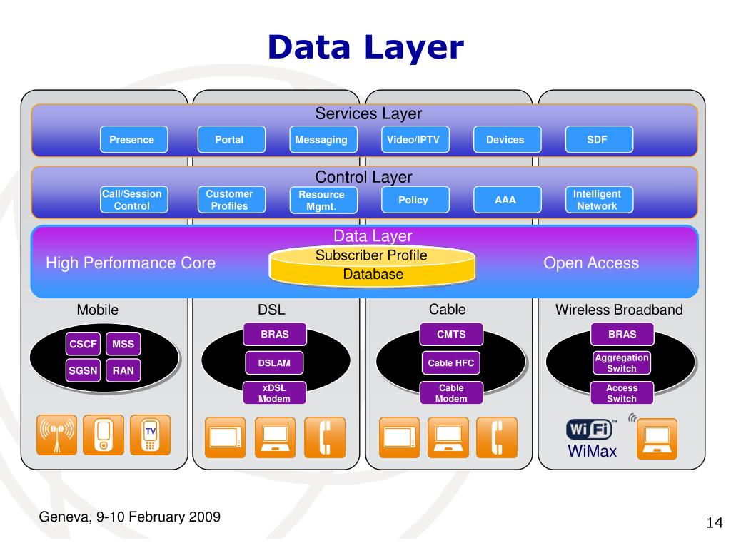 Data Layer