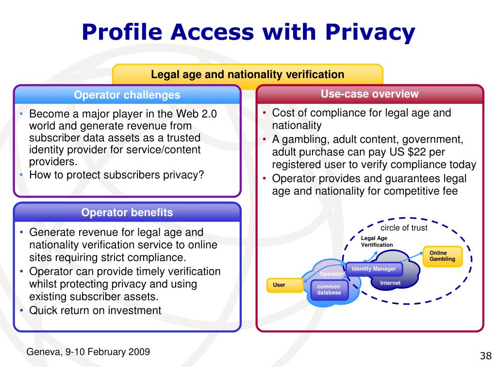 Profile Access with Privacy