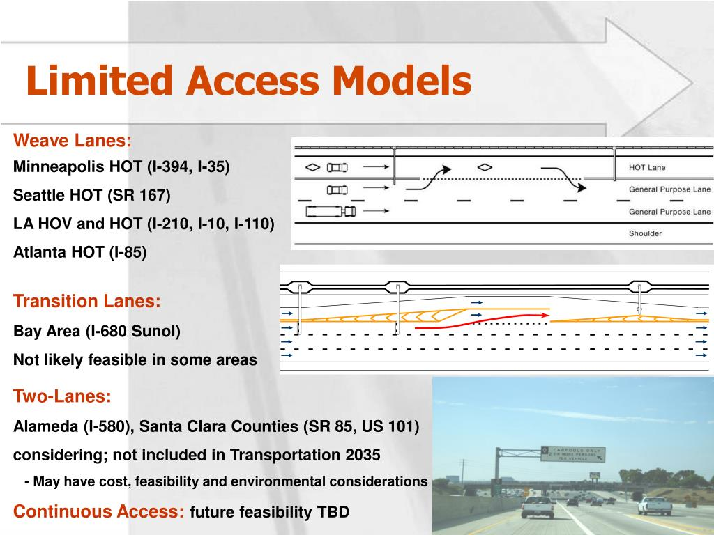 Limited Access Models