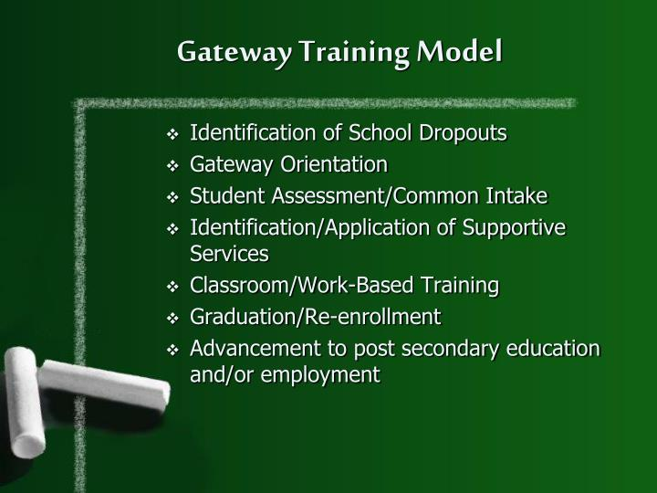 Gateway Training Model
