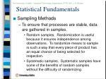 statistical fundamentals10