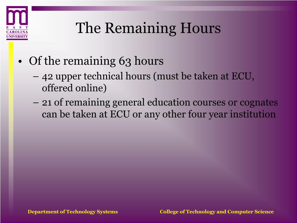 The Remaining Hours