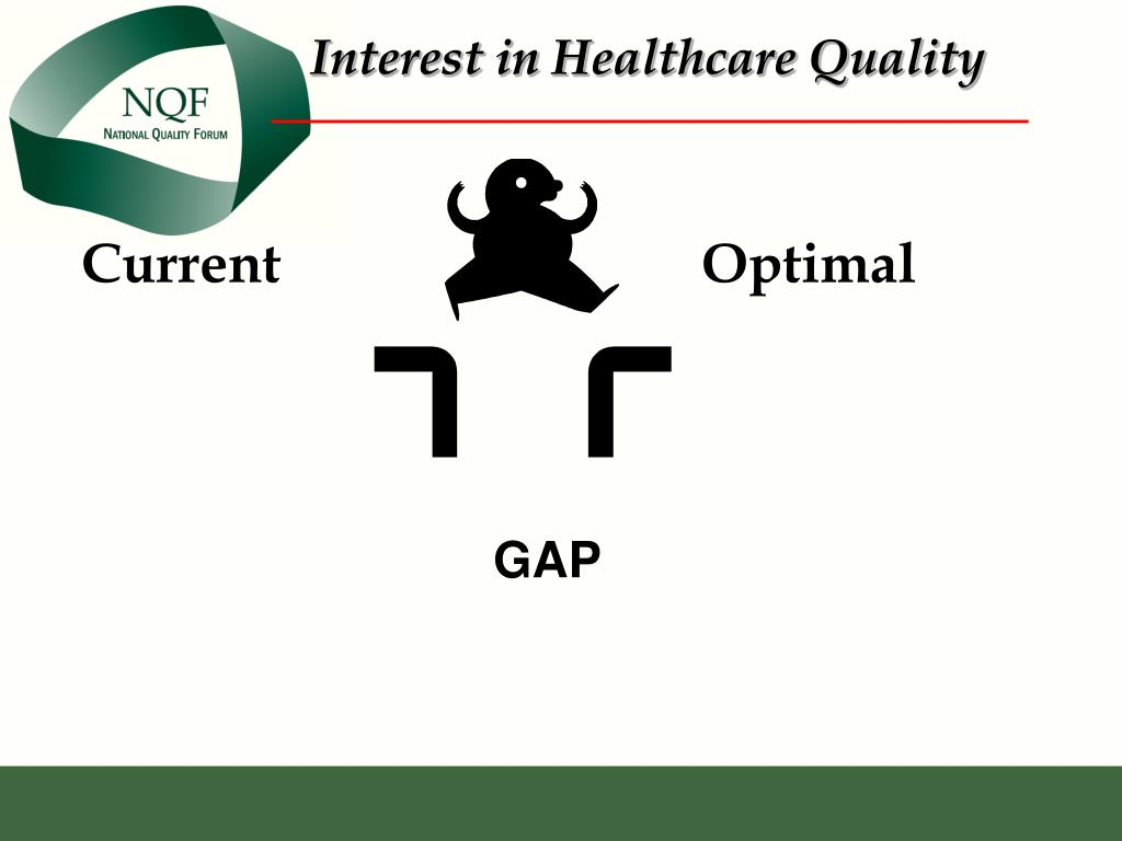 Interest in Healthcare Quality