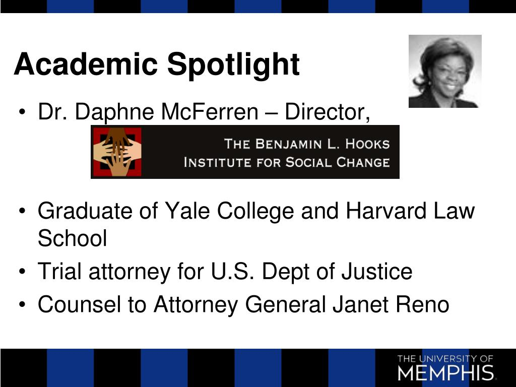 Academic Spotlight