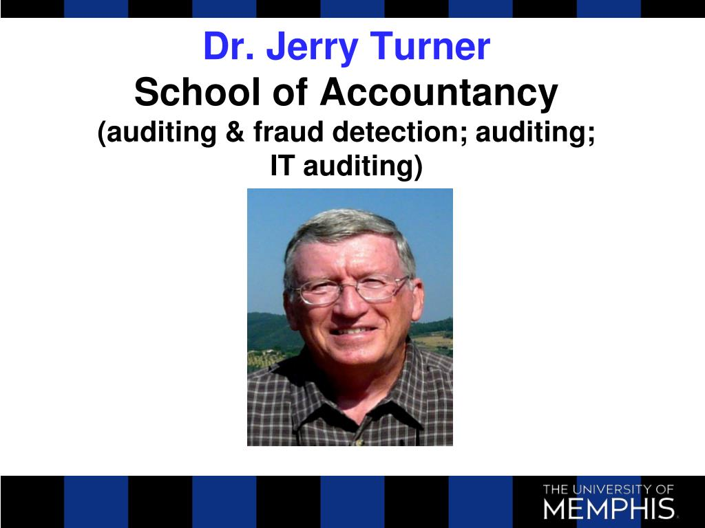 Dr. Jerry Turner