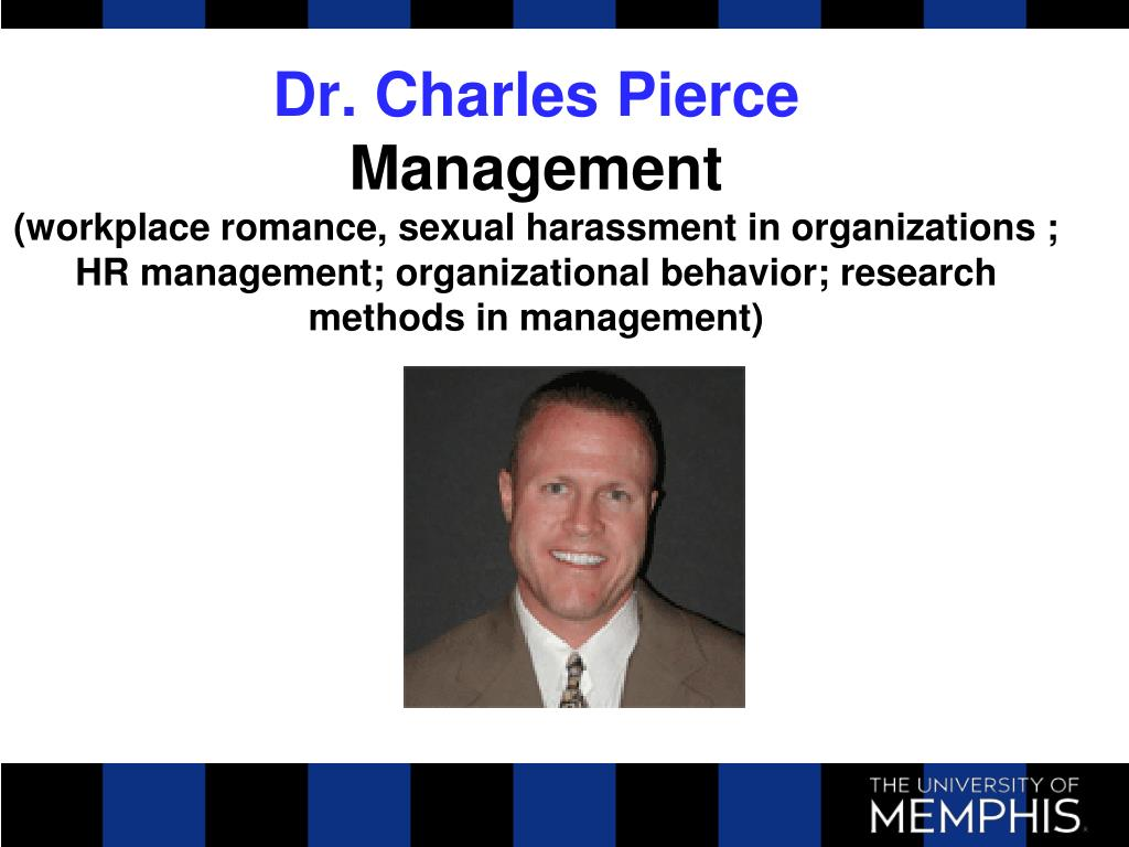 Dr. Charles Pierce