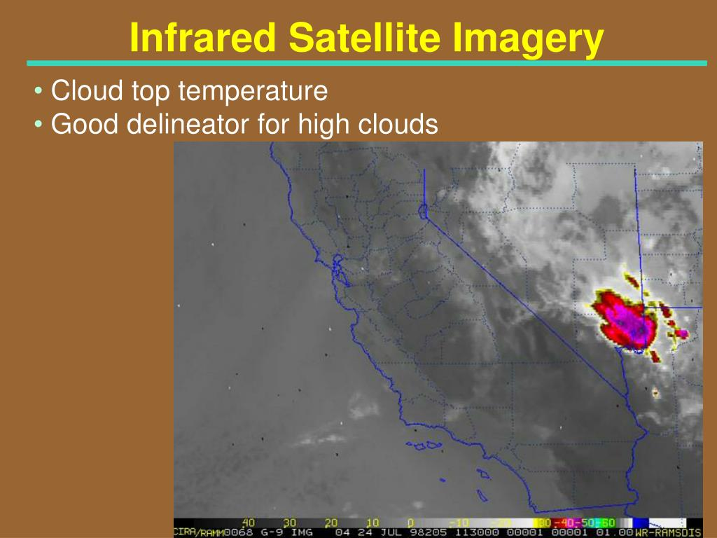 Infrared Satellite Imagery