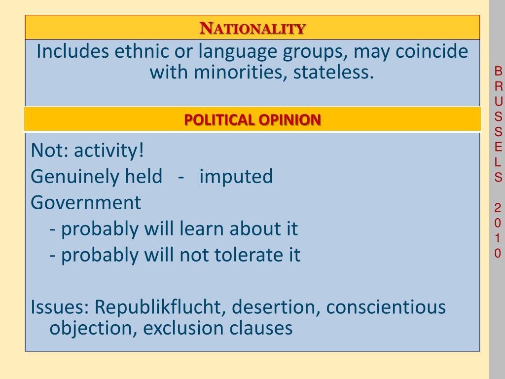Nationalit