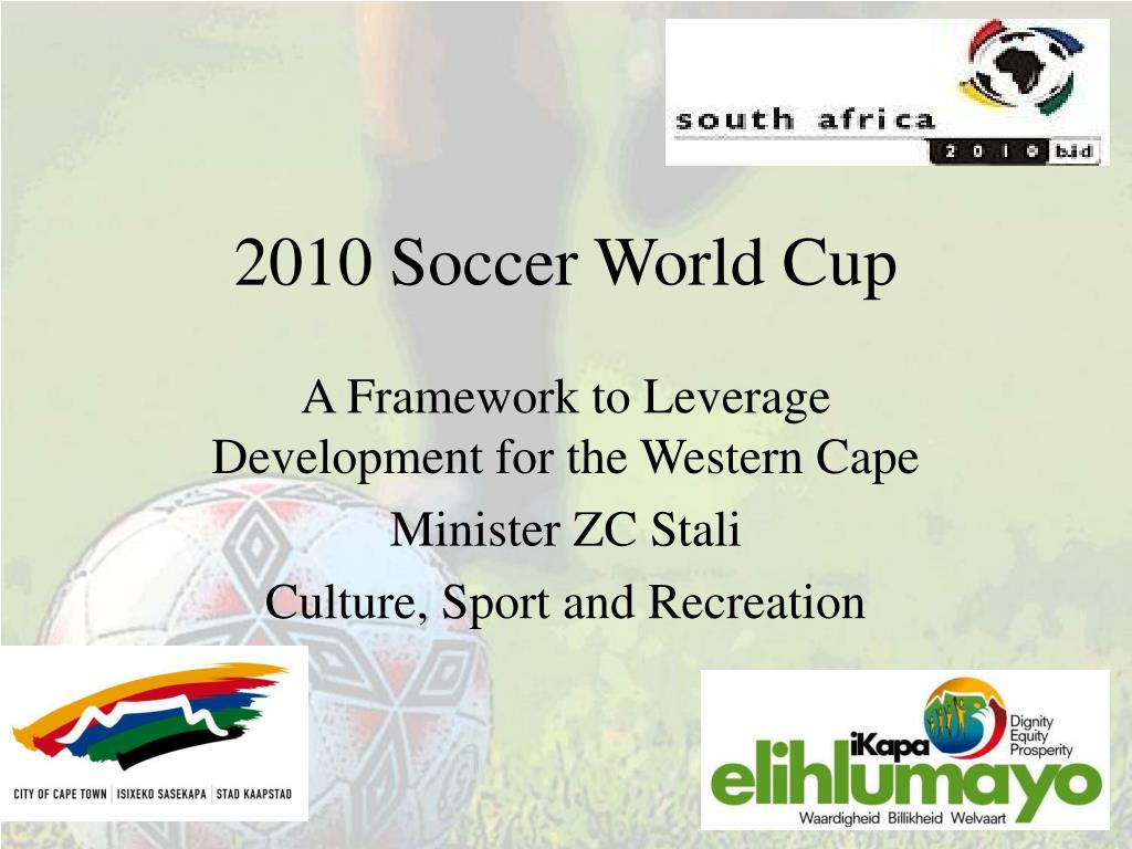 2010 soccer world cup l.