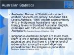 australian statistics