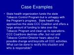 case examples19