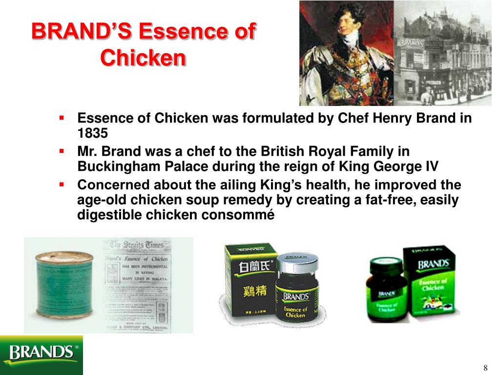 BRAND'S Essence of Chicken