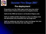 october fire siege 20079