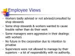 employee views