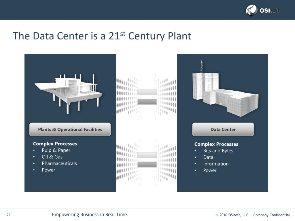 The Data Center is a 21