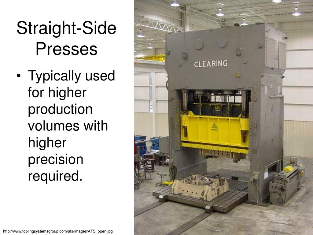 Straight-Side Presses