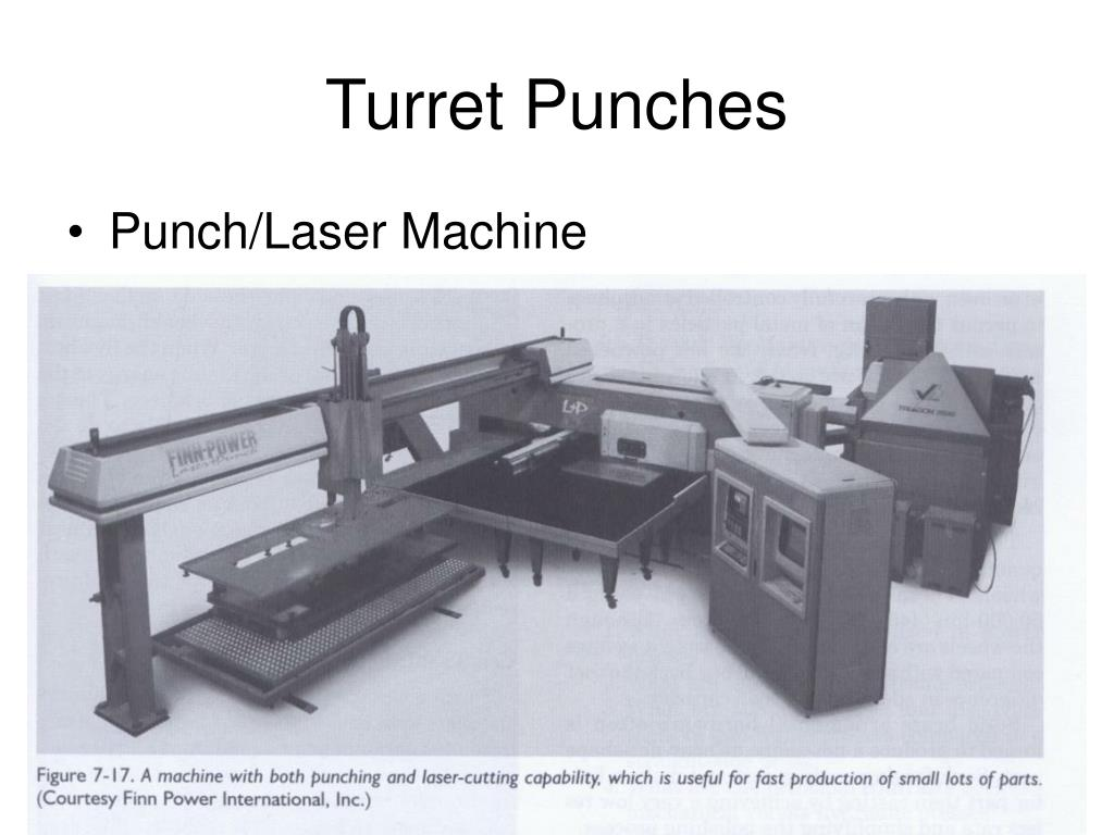 Turret Punches
