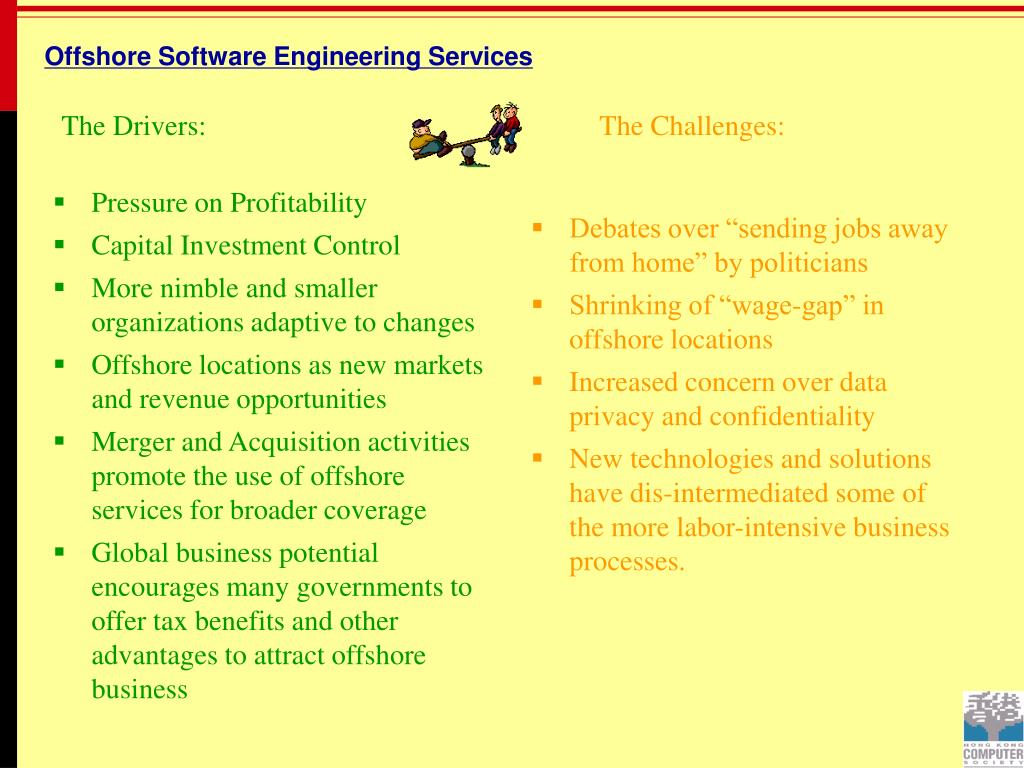 Offshore Software Engineering Services