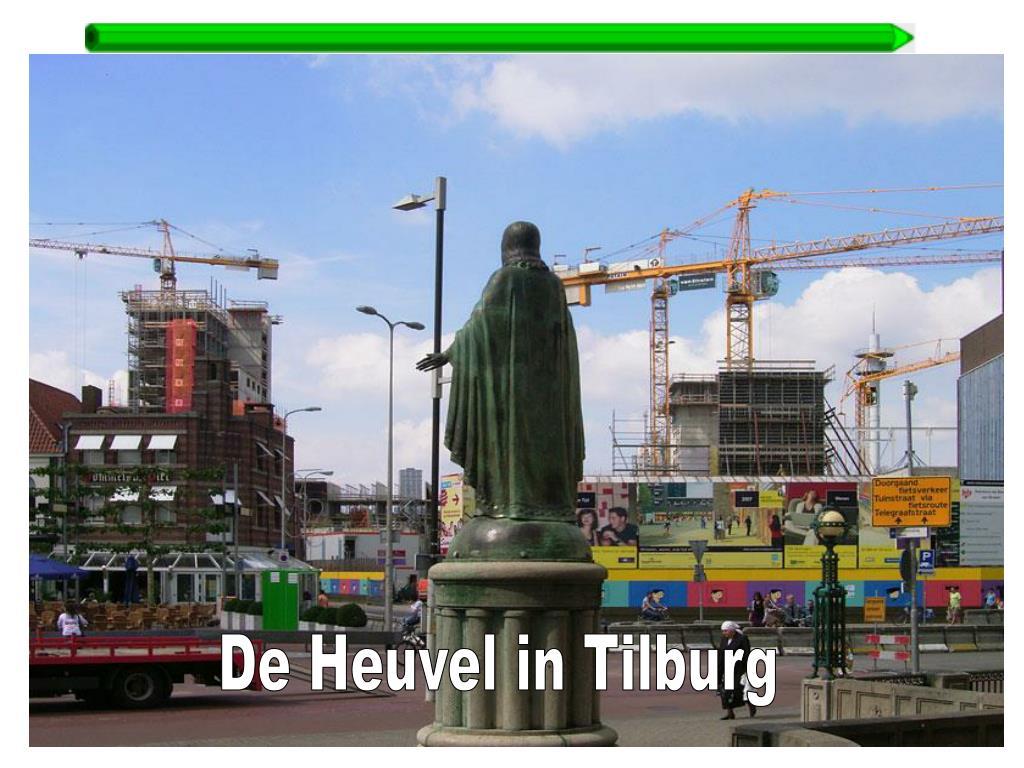 De Heuvel in Tilburg