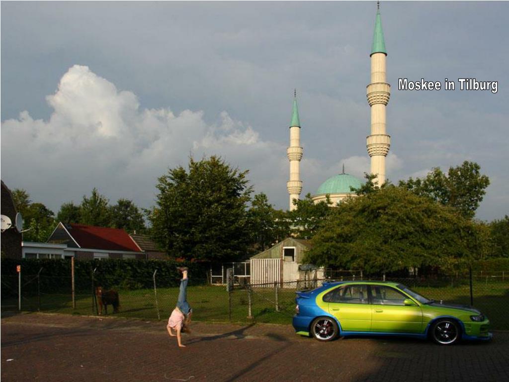 Moskee in Tilburg