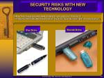 security risks with new technology10