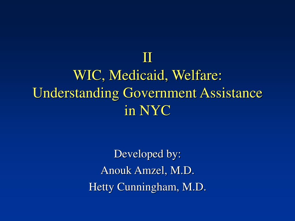 ethics of welfare and government assistance The welfare statistics below represent anyone who receives any of the following government subsidies: – supplemental nutrition assistance program (snap), better known as food stamps.