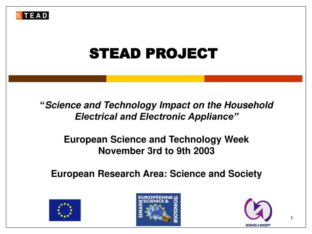 stead project l.