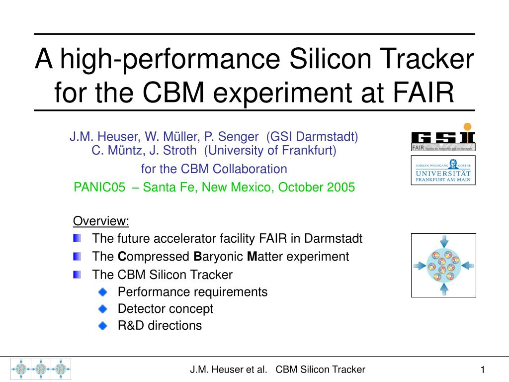 a high performance silicon tracker for the cbm experiment at fair l.
