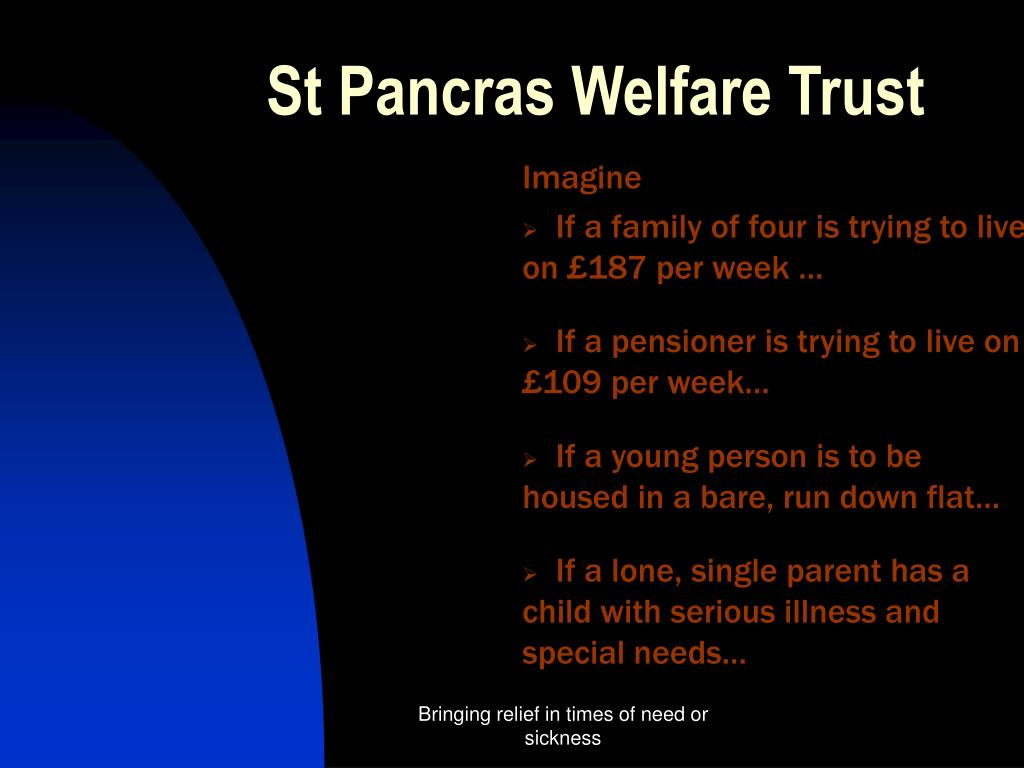 St Pancras Welfare Trust